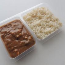 Námořnické hovězí maso, rýže